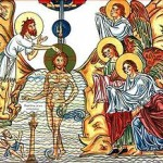 Baptism of Jesus is not bedrock fact. It is entirely creative literature.