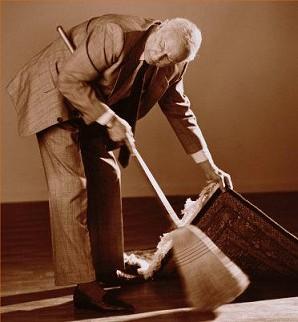 sweep-under-rug