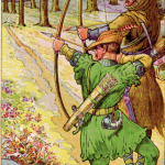 How modern historians use myths as historical sources – or, Can Hobsbawm recover the historical Robin Hood?