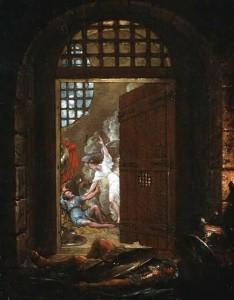 Benjamin-West-xx-St-Peter-Released-from-Prison-1800