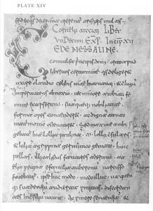 Tacitus manuscript