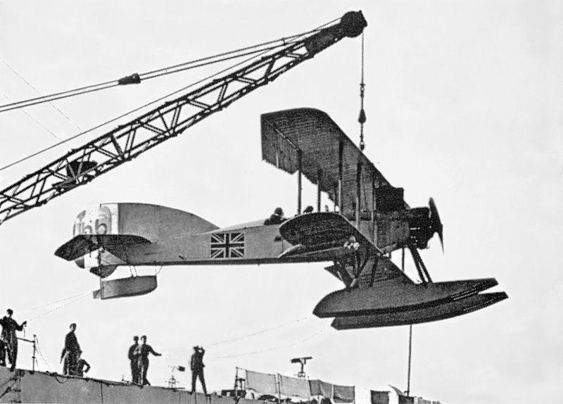 Ark Royal and aircraft