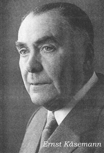 Ernst Käsemann