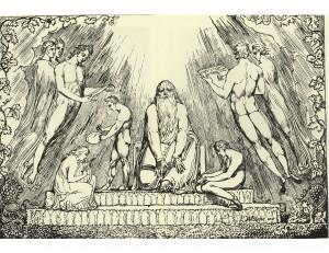 Enoch by William Blake