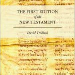 Why did they put contradictory gospels together in the New Testament?