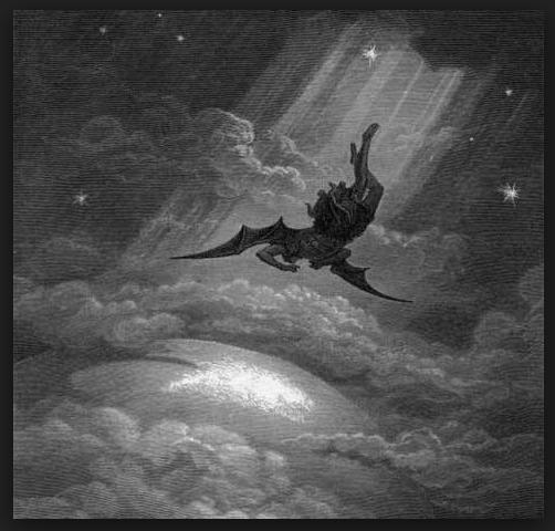 Fall of Lucifer