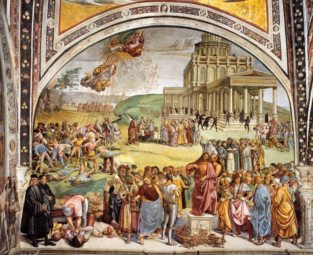 Luca_Signorelli_-_Sermon_and_Deeds_of_the_Antichrist_-_WGA21202