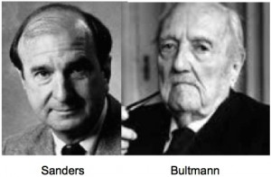 sanders-bultmann