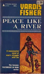 Vardis Fisher's novel Peace Like a River  portrays the minds and lives of the extreme ascetics during the later Roman era. See Earl Doherty's review.