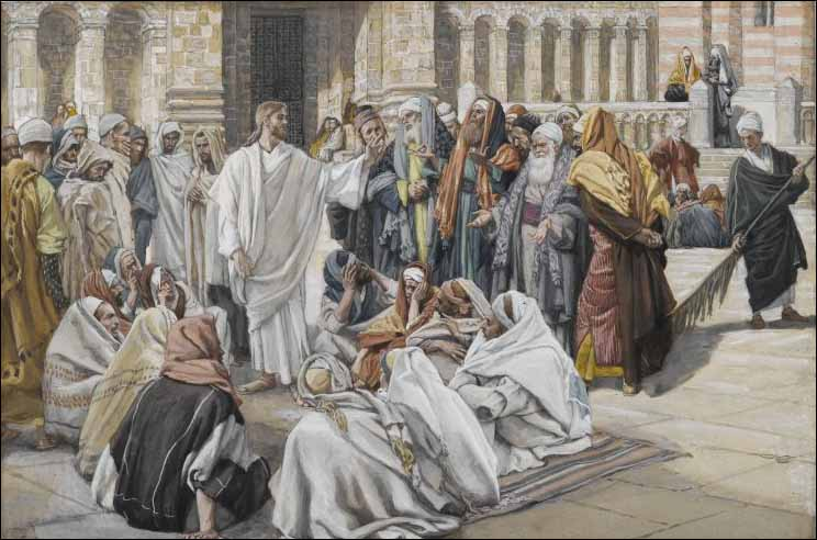 pharisees and jesus relationship with his disciples