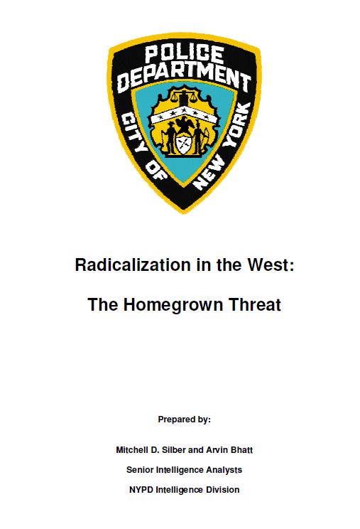 NYPDradicalization