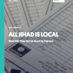 """All Jihad is Local"""