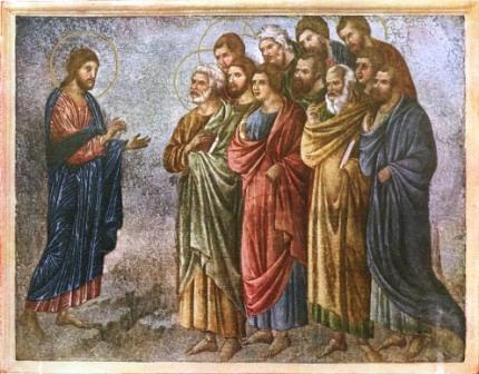 Jesus Sends the Twelve