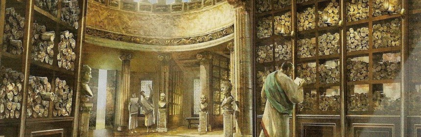 library-of-alexandria-painting-youtube-860x280