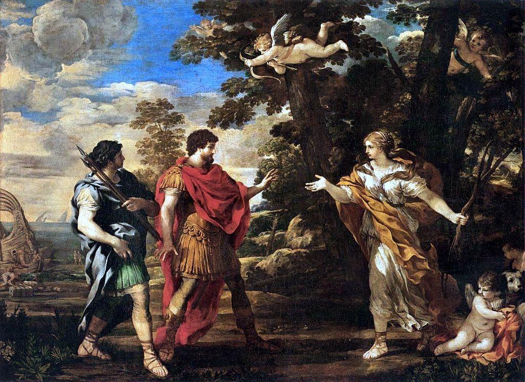 Dido aeneas genom tiderna 3