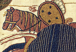 Detail of image:Odo_bayeux_tapestry.png