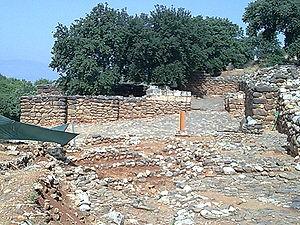 Tel Dan-Israeli Gate