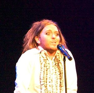 English: Tim Minchin at the Melbourne Comedy F...