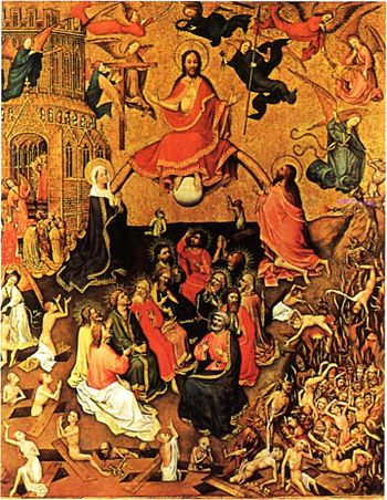 Last Judgment panel Diest 001