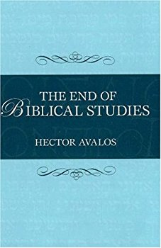 "Cover of ""The End of Biblical Studies"""
