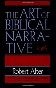 "Cover of ""The Art Of Biblical Narrative"""