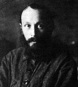 Bakhtin in the twenties.