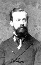 English: William Wrede (1859-1906) Deutsch: Wi...