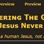 Deciphering the Gospels Webpage